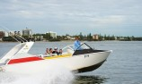 VIDEO: V8 stars take a spin on the Swan River