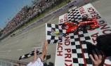 Scott Dixon surges to maiden Long Beach victory