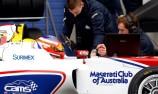 Joey Mawson impresses in German F4 test
