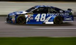 Johnson trumps Harvick for Texas victory