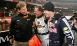 V8 drivers unlikely for Race of Champions