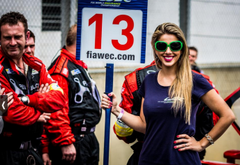 WEC organisers have banned grid girls from their events in 2015