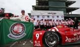Dixon beats Power to historic Indy 500 pole