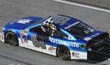 Emotional Earnhardt Jr. wins at Talladega