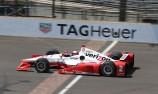 Montoya fastest with new Chev bodykit