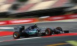 Rosberg responds with commanding Barcelona win