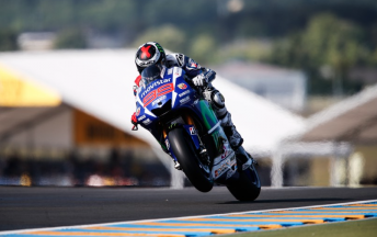 Jorge Lorenzo proved to be in a class of his own at Le Mans