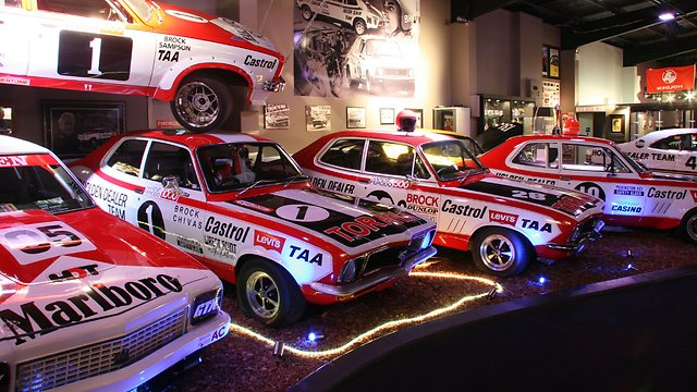 Bathurst Car Racing Museum