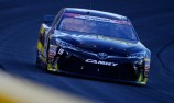 Edwards wins on fuel mileage in Charlotte