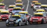 Major MINI accident at Queensland Raceway