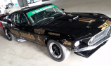 'V8 Supercar quality' Mustang ready for TCM debut