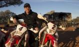 Lowndes completes 'bucket list' desert adventure