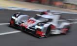 UPDATE: Audi, Porsche in slugfest after 8 Hours