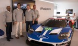 VIDEO: Ford GT Le Mans announcement