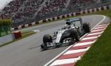 Hamilton dominates qualifying in Montreal
