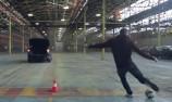 VIDEO: Holdsworth beats Socceroo