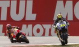 Marquez disputes Rossi win after final lap clash