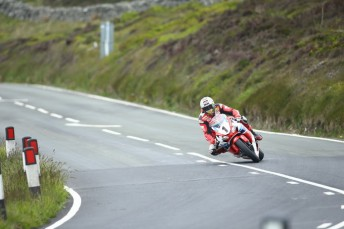 John McGuinness is now three wins behind the great Joey Dunlop