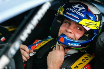Paddon had every reason to smile in Italy