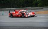 Porsche aces wet Le Mans test sessions