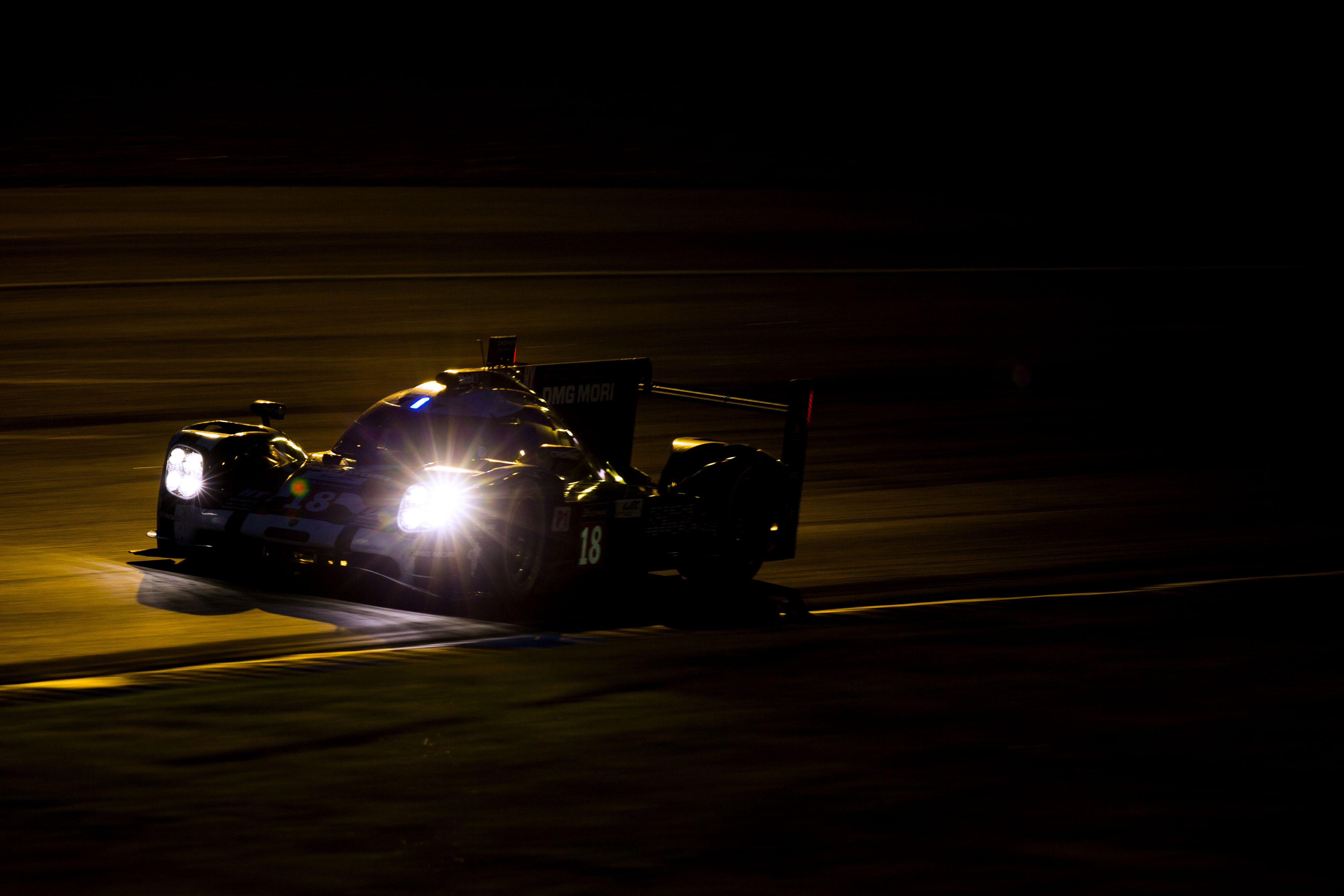 GALLERY: Night time at Le Mans 24 Hours - Speedcafe