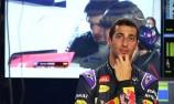 Ricciardo frustrated by Red Bull's lack of progress