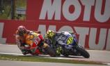 Rossi fends off Marquez in Assen thriller