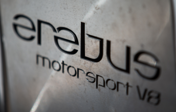 Erebus Motorsport has trimmed its V8 Supercars staff as part of an overhaul