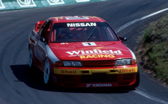 The Tooheys 1000 was the car's last outing with Gibson Motorsport