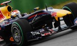 Vettel snatches last gasp pole position