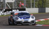 Michael Almond heads Carrera Cup practice