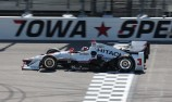 Helio Castroneves takes 44th career pole at Iowa