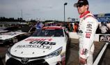 Edwards takes pole at New Hampshire