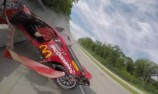 VIDEO: Massive Ferrari crash at Road America