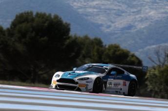 The Motorbase Performance Aston Martin Venter will pilot