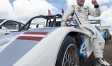 VIDEO: Pikes Peak turns electric