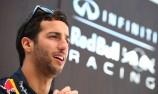 Flattered Ricciardo not ruling out Ferrari move