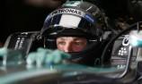 Rosberg quickest in Silverstone practice