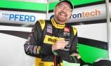John Bowe gets first V8 laps since retirement
