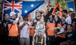 VIDEO: Toby Price on Dakar KTM factory ride