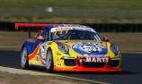 Foster fastest despite off in Carrera Cup