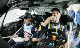 Latvala leads in Finland as Paddon crashes