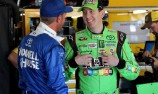 Kyle Busch stays hot with Pocono pole