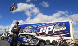 Stunts pulled as V8 Supercars teams test