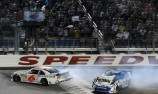 Smash 'n grab for Stenhouse Jr. at Iowa
