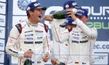 Mark Webber leads Porsche 1-2 in Germany