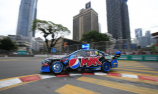 Mostert shows the way in second V8 demo