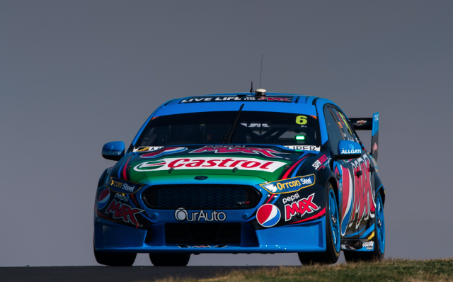 Chaz Mostert took another pair of poles at SMP