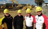 Sandown's three-year safety upgrade program