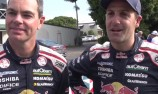VIDEO: Whincup, Lowndes in efficiency challenge